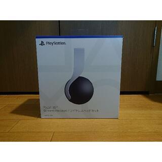 SONY - SONY PS5 Pules 3D CFI-ZWH1J ワイヤレスヘッドセット