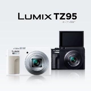 Panasonic - Panasonic LUMIX DC-TZ95-K ブラック 送料無料