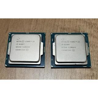 Core i3-6100T SR2HE 2個セット