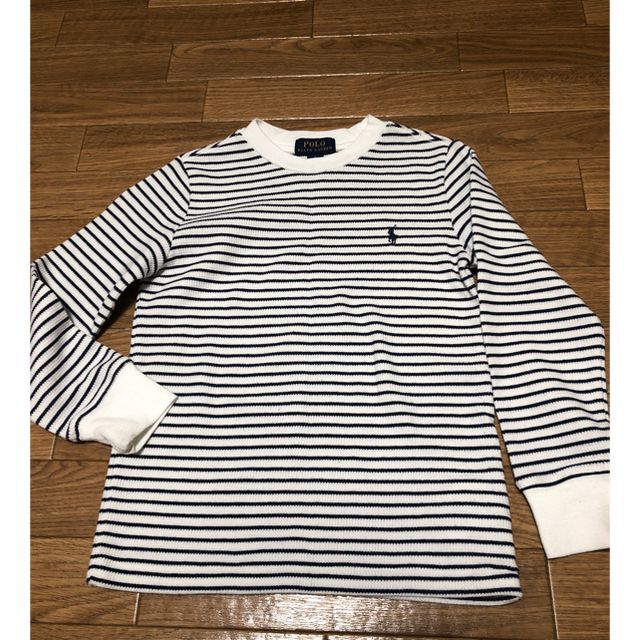 Ralph Lauren(ラルフローレン)の値下げセール!ラルフローレン110センチ キッズ/ベビー/マタニティのキッズ服男の子用(90cm~)(Tシャツ/カットソー)の商品写真