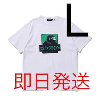 XLARGE - ニート東京 エクストララージ コラボ T Tシャツ ホワイト Lサイズ