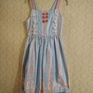 Shirley Temple - シャーリーテンプル150 160 ブルーJPSK