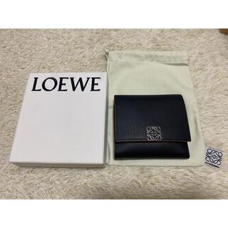 LOEWE - LOEWE ロエベ  アナグラム スクエア ウォレット 8cc