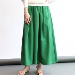 IENA - IENA ☆ サッカーギャザーデザインスカート