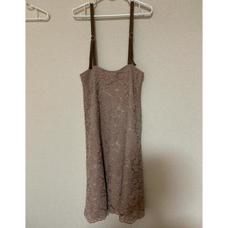 PROPORTION BODY DRESSING - プロポーション  ジャンパースカート