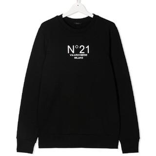N°21 - N°21   正規品ロゴスウェットトレーナー