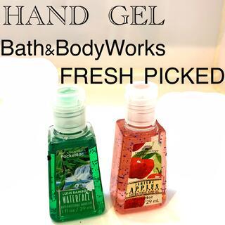 バスアンドボディーワークス(Bath & Body Works)のハンドジェル アルコールジェル(アルコールグッズ)