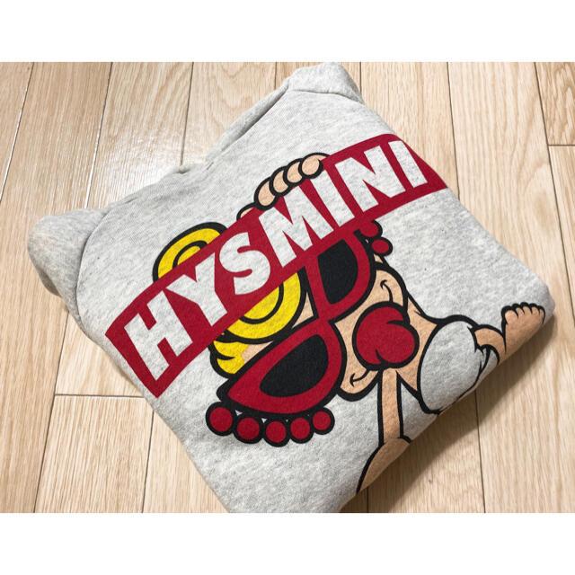HYSTERIC MINI(ヒステリックミニ)のヒスミニ GRAFFITI パーカー キッズ/ベビー/マタニティのキッズ服男の子用(90cm~)(Tシャツ/カットソー)の商品写真