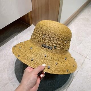 miumiu - miumiu麦わら帽子