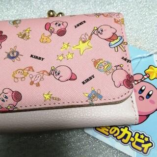 星のカービィ 折り畳み財布 サイフ イッツデモ カービィ