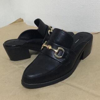 ムルーア(MURUA)のMURUA ローファー ミュール(ローファー/革靴)