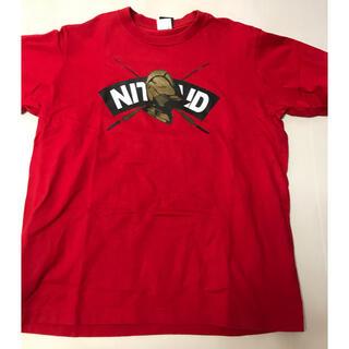 nitraid - ナイトレイド  Tシャツ