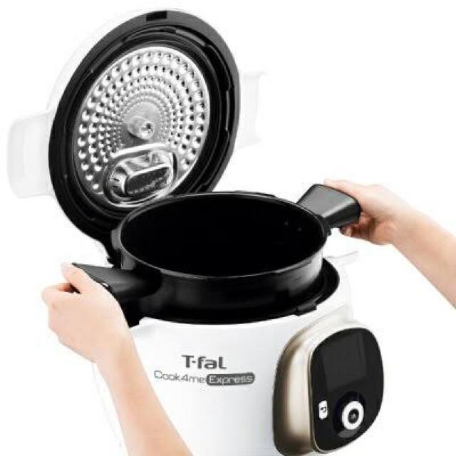 T-fal(ティファール)の【新品未使用】T-fal クックフォーミーエクスプレス CY8521JP スマホ/家電/カメラの調理家電(調理機器)の商品写真