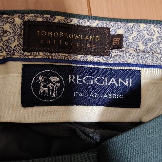 TOMORROWLAND(トゥモローランド)のTOMORROWLAND トゥモローランドコレクション テーパードパンツ レディースのパンツ(その他)の商品写真