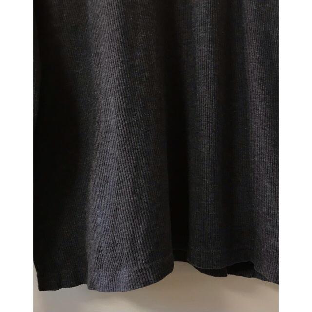 UNIQLO(ユニクロ)のUNIQLOユニクロ  ストレッチ メンズ ブラック 半袖 トップス Lサイズ メンズのトップス(Tシャツ/カットソー(七分/長袖))の商品写真
