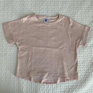 PETIT BATEAU - プチバトー Tシャツ 5a
