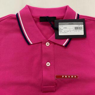 プラダ(PRADA)のPRADA ポロシャツ SJJ887 サイズL(ポロシャツ)