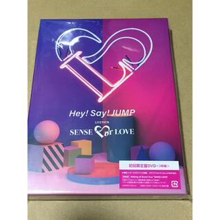 ヘイセイジャンプ(Hey! Say! JUMP)のHey!Say!JUMP LIVE TOUR SENSE or LOVE/3枚組(ミュージック)