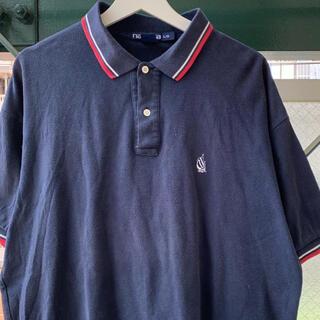 NAUTICA - 2000円セール⭕️90s NAUTICA ポロシャツ ラガーシャツ カナダ製