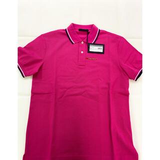 プラダ(PRADA)のプラダ ポロシャツ SJJ887  サイズL(ポロシャツ)