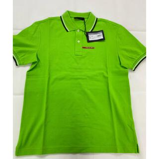 プラダ(PRADA)のPRADA ポロシャツ SJJ887  サイズM(ポロシャツ)
