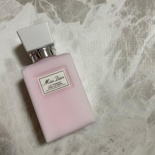 Christian Dior - ミスディオールボディミルク