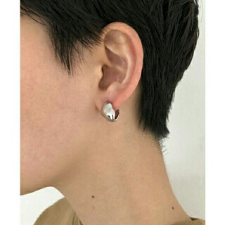 TODAYFUL - TODAYFUL Thick Petit Pierce ピアスSILVER925