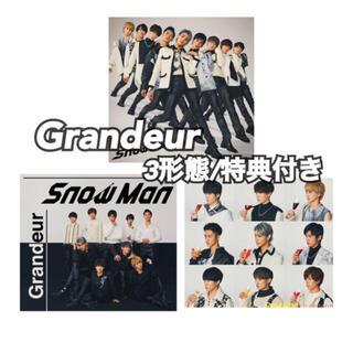 Johnny's - SnowMan スノーマン Grandeur グランドール