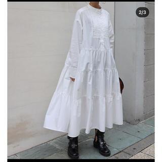 Ron Herman - ♡新品.未使用 今期大人気商品 machatt 幻のタキシードシャツドレス♡