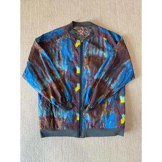 ニードルス(Needles)のNeedles/ Reversible rib collar jacket(ブルゾン)