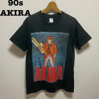 AKIRA アキラ 90s ヴィンテージ Tシャツ オフィシャル