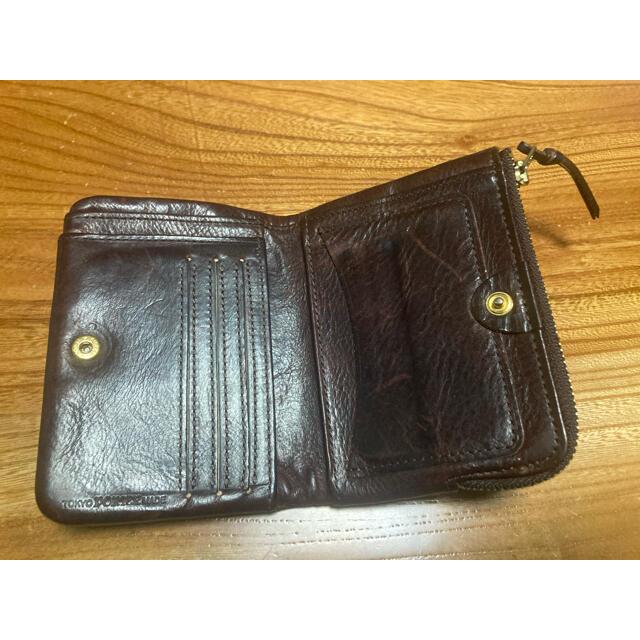 PORTER(ポーター)のPORTER ポーター ソーク 財布 メンズのファッション小物(折り財布)の商品写真