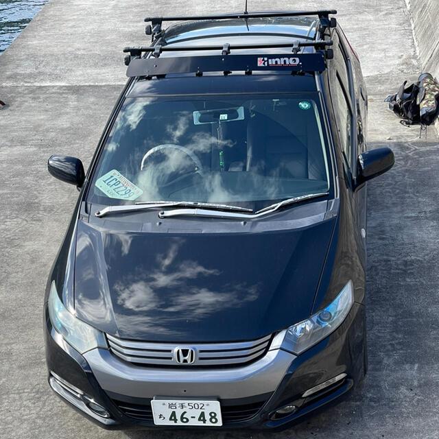 ホンダ(ホンダ)のホンダ インサイト 車検ながいよ!! 岩手発 いやこれ乗ってみ?快適だから 自動車/バイクの自動車(車体)の商品写真