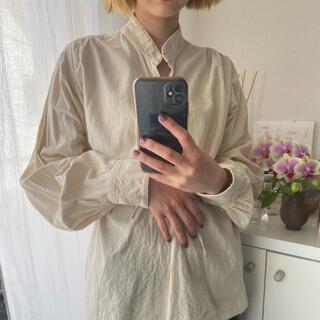 Lochie - vintage linen shirt