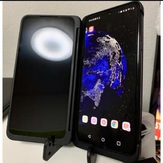 LG Electronics - LG g8x thinq デュアルスクリーン SIMフリー 美品