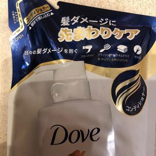 ユニリーバ(Unilever)のダヴ モイスチャーケア コンディショナー 詰替(350g)(コンディショナー/リンス)