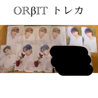 ORβIT 1st MINI ALBUM 「Enchant」トレカ