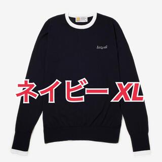 FRAGMENT xSEQUELxJOHN SMEDLEY クルーネックニット(ニット/セーター)