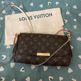 LOUIS VUITTON - Louis Vuitton モノグラム フェイボリット PM