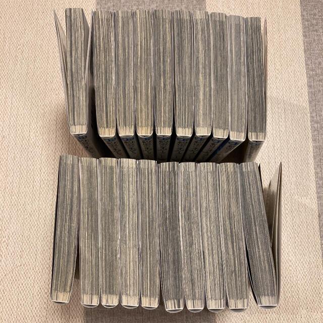 約束のネバーランド 全巻セット 漫画 コミック エンタメ/ホビーの漫画(全巻セット)の商品写真