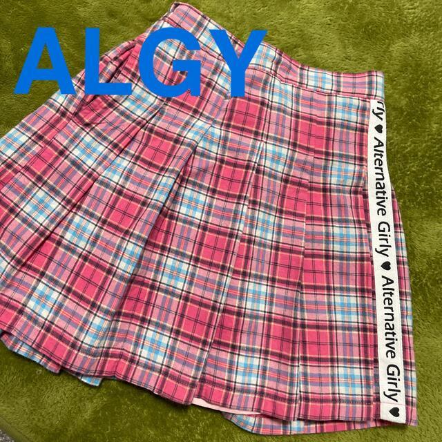 lovetoxic(ラブトキシック)のアルジー スカート 150センチ 女の子 キッズ/ベビー/マタニティのキッズ服女の子用(90cm~)(スカート)の商品写真
