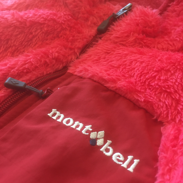 mont bell(モンベル)の【mont bell】キッズ ベスト 120サイズ キッズ/ベビー/マタニティのキッズ/ベビー/マタニティ その他(その他)の商品写真