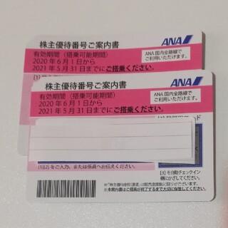 エーエヌエー(ゼンニッポンクウユ)(ANA(全日本空輸))のANA株主優待 (航空券)
