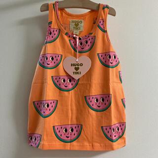 コドモビームス(こども ビームス)のHUGO♡TIKI  10T☺︎スイカ柄タンク ミニロディーニ、タイニー好きに(Tシャツ/カットソー)