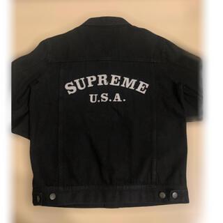 Supreme - 【美品】Supreme 16ss denim trucker jacket