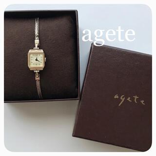 agete - アガット*時計(ヴァンドームアオヤマ、カルティエ、タサキ、ヴァンクリーフアーペル
