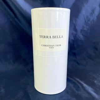 Christian Dior - 【新品未開封】限定品 メゾンクリスチャンディオール テラベラ 125ml