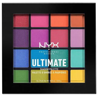 NYX - 【NYX】NYX アイシャドウパレット