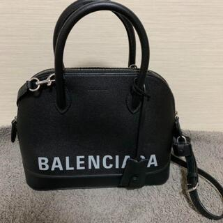 Balenciaga - BALENCIAGA ショルダーバッグ VILLE トップハンドル Sサイズ