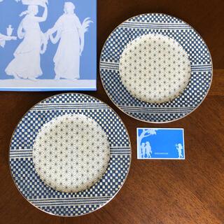 WEDGWOOD - 【新品】ウェッジウッド★サムライ★デザート皿 2枚
